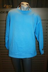Plus Minus By Chiemsee Sweater Chips New Blue New Vintage 2000er