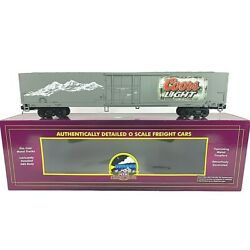 20-94128 Mth Coors Light 402007 60and039 Reefer Car