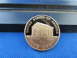 2009-s Cameo Proof Lincoln Cent - Birth In Kentucky 1809-1816 Copper