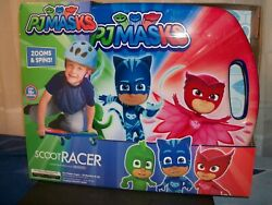 Pj Masks Scoot Racer Caster Board Ride By Gomo New In Box F025319dtr