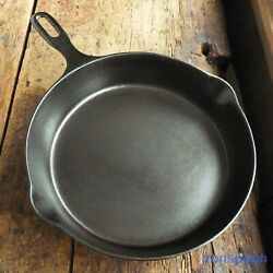 Vintage Griswold Cast Iron Skillet Frying Pan 8 Iron Mountain - Ironspoon