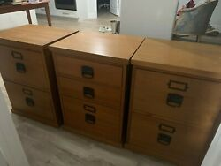 Pottery Barn Filing Cabinets And Desktop