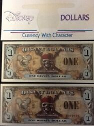 2011 1 Pirates Queen Anneand039s Revenge F Series W/currency Envelope...lot Of 2