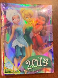2014 Disney Tinkerbell Tinker Bell Photo Album Hold 100 Pictures Picture 4x6 New