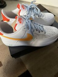Nike Air Force 1 Be Kind Sz. 10.5 Preowned Comes W/pin