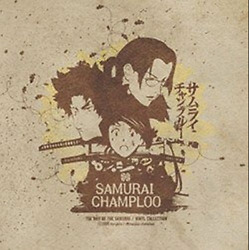 Various - Samurai Champloo - New Limited Edition 3 Lp Import Colored Vinyl