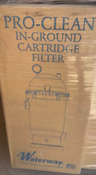 Waterway Pro-clean In-ground Cartridge Filter 200 Square Feet