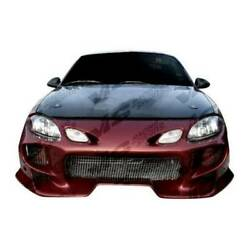 Vis Racing Carbon Fiber Hood Oe Style For Ford Escort Zx 2 2dr 98-03