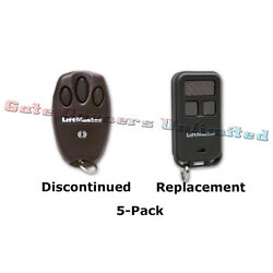 Liftmaster 370lm 5-pack Security+ 3-button Remote Replaced By 890max 3-button