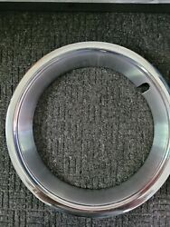 Set Of 6 14 1968,69 And 70 Ford Styled Steel Wheel Trim Rings