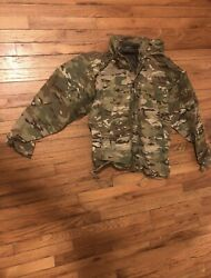Multicam Ocp L6 W2 Gen Iii Extreme Cold/wet Weather Level 6 Jacket Small R Used