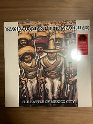 Rage Against The Machine Battle Of Mexico City Dbl Lp Record Store Day 2021 Rsd