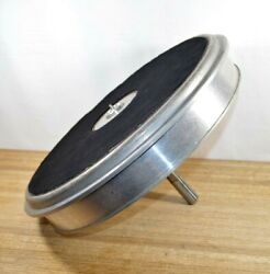 Turntable Platter Part From Rca Bq-2b For 16 Transcription Record Player Rare