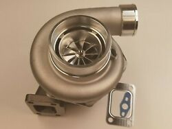 Ceramic Ball Bearing Turbo Charger T3 0.63 A/r V-band Gtx3582r A/r .70 Cold Gt35