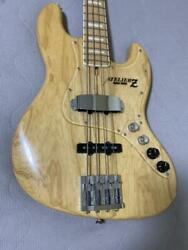 Atelier Z M245 Used Electric Bass Guitar
