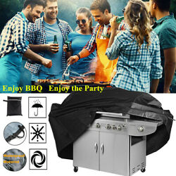 S-xl Bbq Covers Heavy Duty Waterproof Patio Barbecue Gas Smoker Grill Garden Us