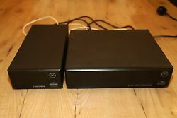 Linn Aktiv Crossover And Dirak Ps Power Supply + Cables - For Linn Isobarik