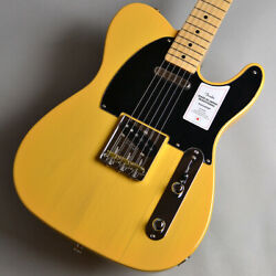 Fender Made In Japan Traditional 50s Telecaster Gg9cz