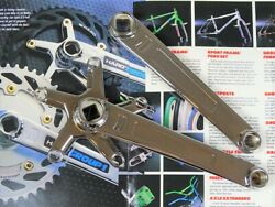 Vintage And03986 Haro Group 1 Rs1 180mm Bmx Race Crank Arms Rs 2 Master Sport