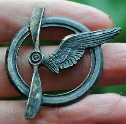 Ww2 French Air Crew Badge