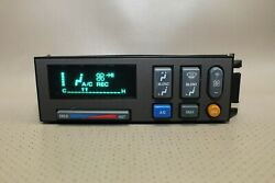 Rebuilt 88-90 Chevy 1500 Gmc Full Size Truck Climate Control A/c Heater Grey