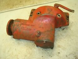 Farmall 400 Tractor Belt Pulley Drive Assembly