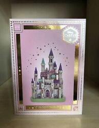 Disney Castle Collection Sleeping Beauty Hanging Ornament Limited Release 6/10