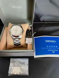 Seiko Mechanical Sarb035 Discontinued 23 Jewels Automatic Mens Watch Auth Works
