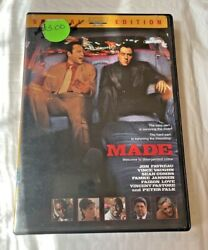 Made Dvd 2001 Special Edition Vince Vaughn Tested Bundle And Save