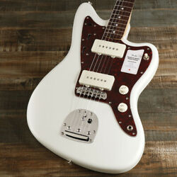Fender Japan Made In Japan Traditional 60s Jazzmaster Olympic White Gg88p