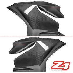 Ducati 899 1199 Panigale Carbon Fiber Upper Side Mid Cover Panel Cowling Fairing
