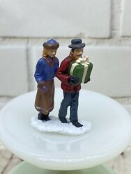 Hawthorne Village Figurines 2000 Thomas And Nanette 79971-a Kinkade Collection