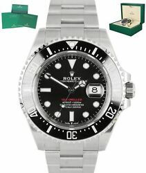 2021 Rolex Red Sea-dweller 43mm Mark Ii 50th Anniversary Stainless Steel 126600