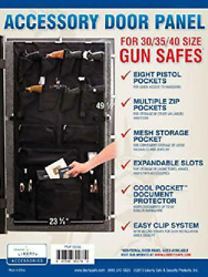 Liberty Safe Gun Safe Door Panel Organizer For Holding Pistols And Important Doc