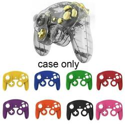 For Ngc Gamecube Controller Housing Cover Shell Handle Case Sale Hot V7e1