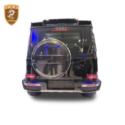 Carbon Fiber Tail Cover Spare Tire Cover Wheel Tire Cover For Mercedes-benz W464