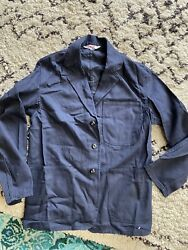 Vintage Chore Jacket Harpoon 1950s Made In England