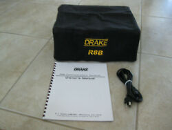 Drake R8b World Band Communications Receiver In Excellent Shape