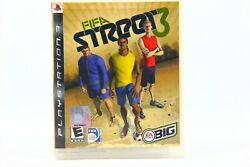 Fifa Street 3 Playstation 3 Ps3 Complete Free Shipping