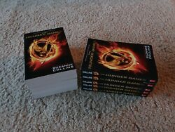 📌 Lot Of 10 The Hunger Games Suzanne Collins Guided Reading Literature Circles