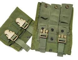 2-eagle Industries Triple 40mm Grenade Pouch Od Dflcs Df-lcs Molle Olive Drab