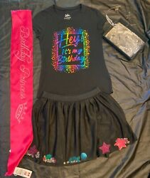 Girls Birthday Outfit