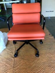 Herman Miller Eames Soft Pad Chair Authentic | Office Designs Outlet