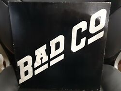 Bad Company-same-swan Song-1974-ss 8410 0698-lp-rare-from Private Collection
