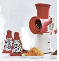 New By Tupperware Grate Master System