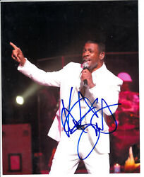 Keith Sweat Singer Songwtiter R And B Soul Music Autogrraph 8x10 Signed Photo