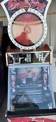 Betty Boop Arcade Redemption Coin Pusher Betty's Bling Game Freight Available