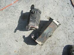 Vintage Pair Chris Craft 6cyl. Oil Coolers.parts /restore.buy It Now/good Offer
