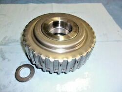 Ford 5R110W 6.0 Diesel Coast Clutch Drum With Good Clutches and Busning Nice $145.00