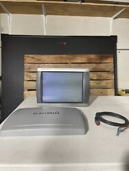 Garmin Gpsmap 5212 Multifunction Touch Screen Display For Parts
